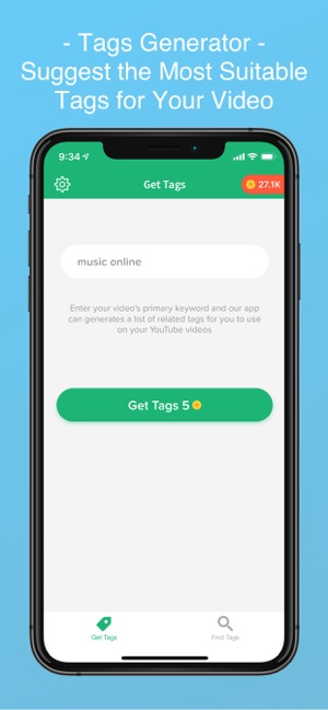 Video Tags for Utube Viral on the App Store