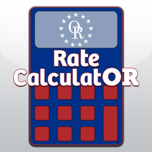 Rate CalculatOR by ORTIG
