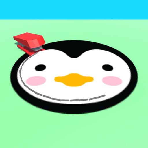 Stapler 3D icon