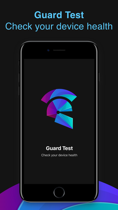 Guard Test Screenshot