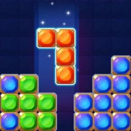 Block Puzzle - Legend Jewel