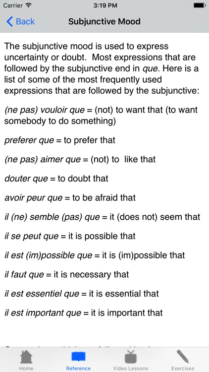 The French Grammar Guide Video