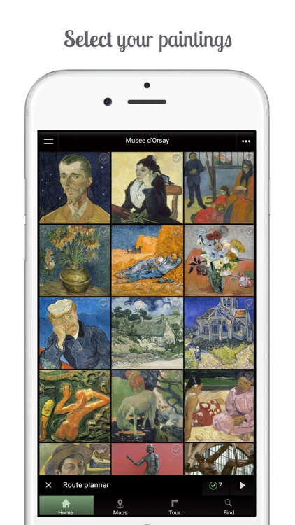 Musee d'Orsay Full screenshot-3