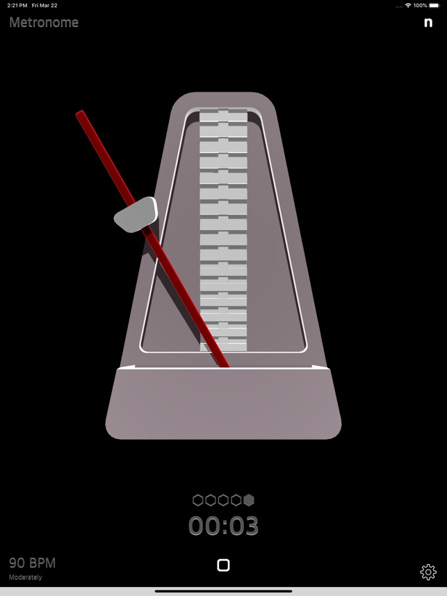 ‎Metronome 3D Plus