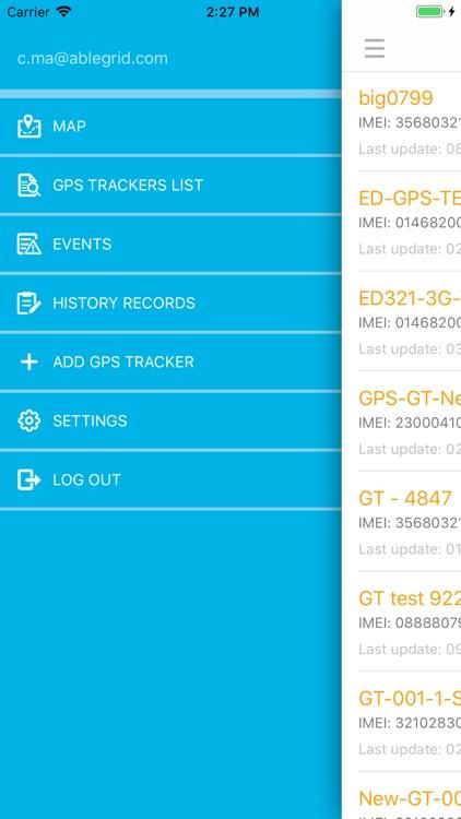 Ablegrid® GPS Tracker