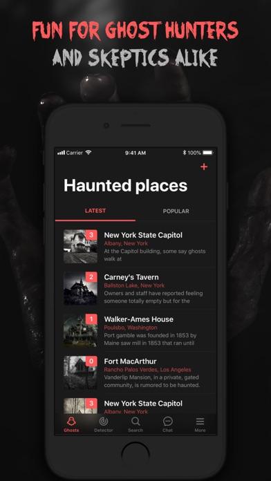 HAUNT - Ghosts & Houses Screenshot