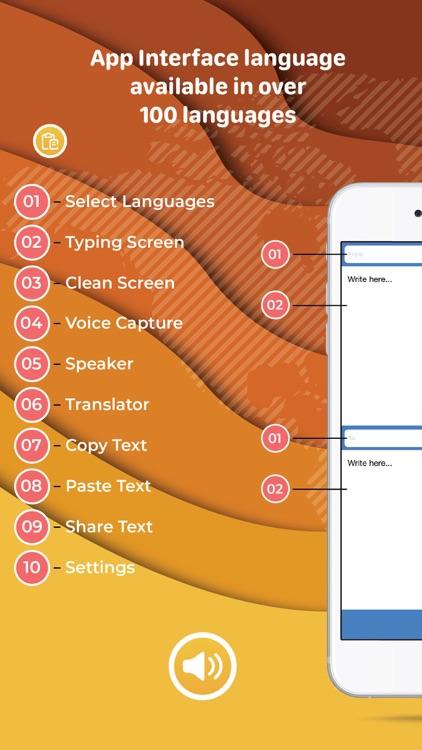 Instant Translator - Language screenshot-3