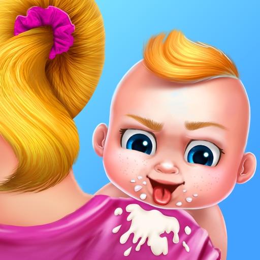 Babysitter First Day Mania