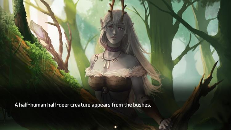 Azure Saga: Pathfinder screenshot-9