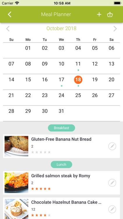 My CookBook (Recipe Manager) screenshot-5