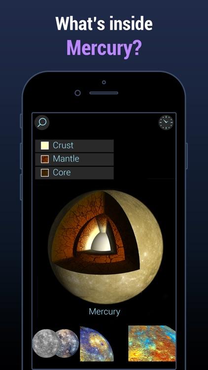 Solar Walk Lite:Planetarium 3D screenshot-3