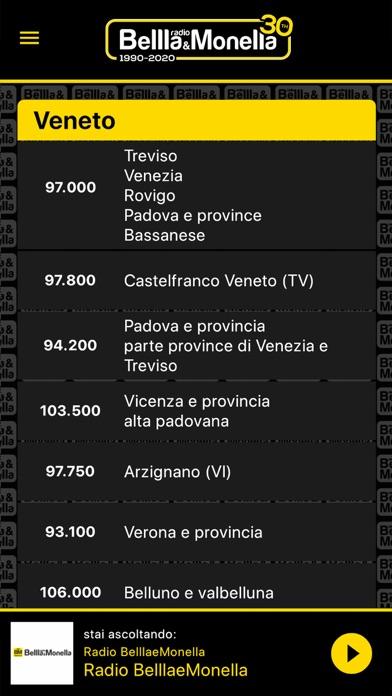 Bellla e Monella Radio screenshot three