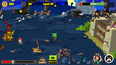 Fortress Defense HD screenshot 1
