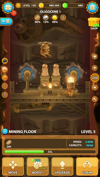 Deep Town: Idle Miner Factory screenshot-6
