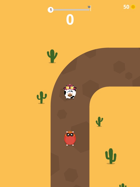 Run Race - Drift Funny Animals screenshot 6