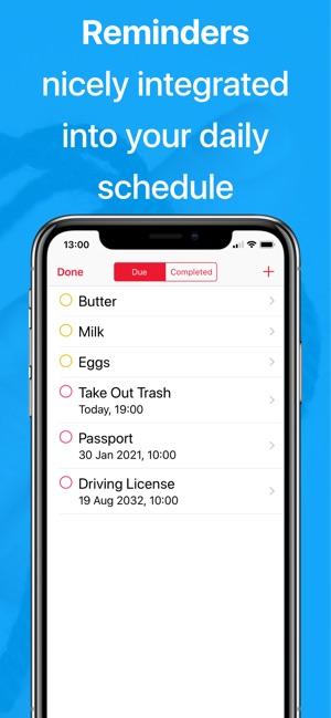 WeekCalendar on the App Store