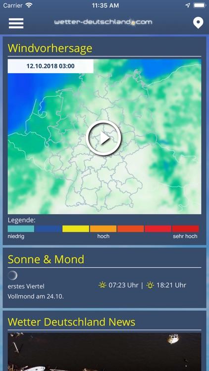 wetter DE PRO screenshot-4