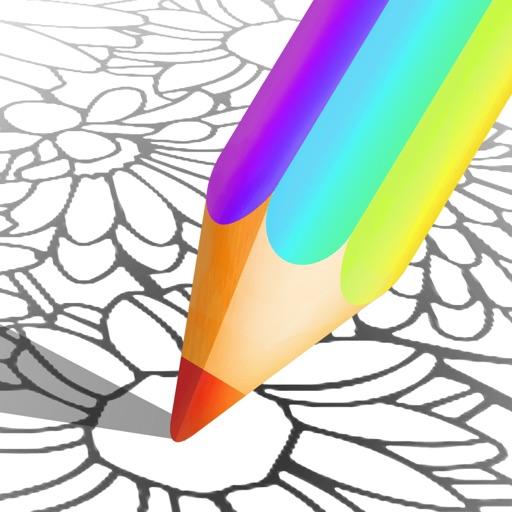 Qolorful-Coloring art game