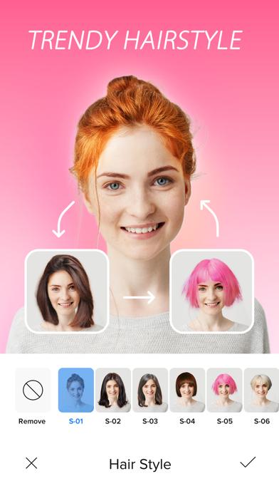 FaceArt: Photo Editor&Hair Screenshot