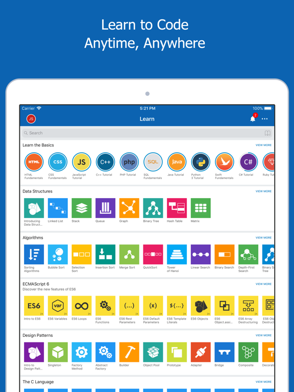 SoloLearn: Learn to Code by Sololearn Inc (iOS, United