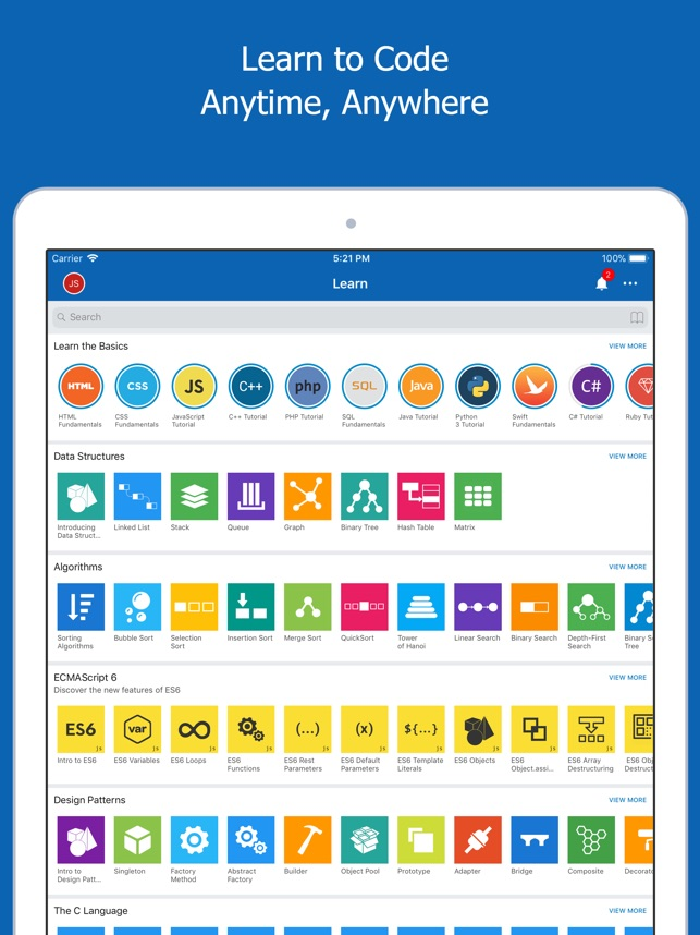 SoloLearn: Learn to Code on the App Store
