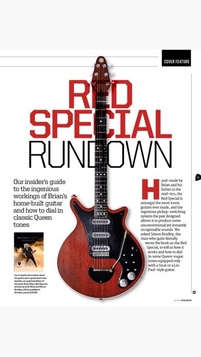 Total Guitar review screenshots