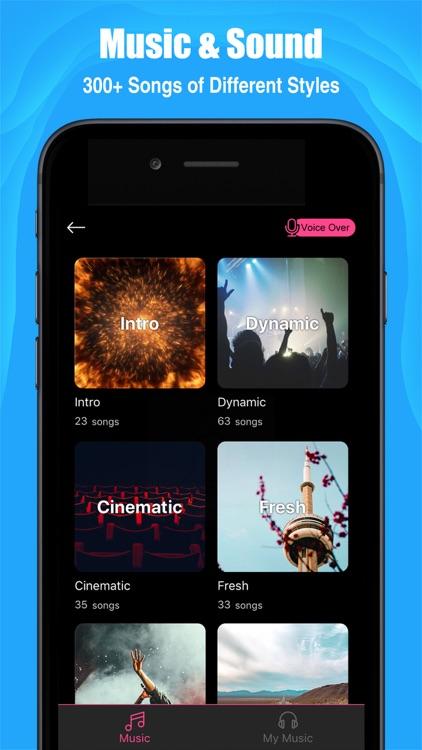 Intro Maker- yt intro designer screenshot-3