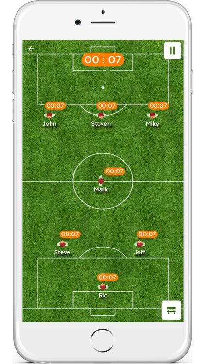 Lineuper Soccer screenshot-3