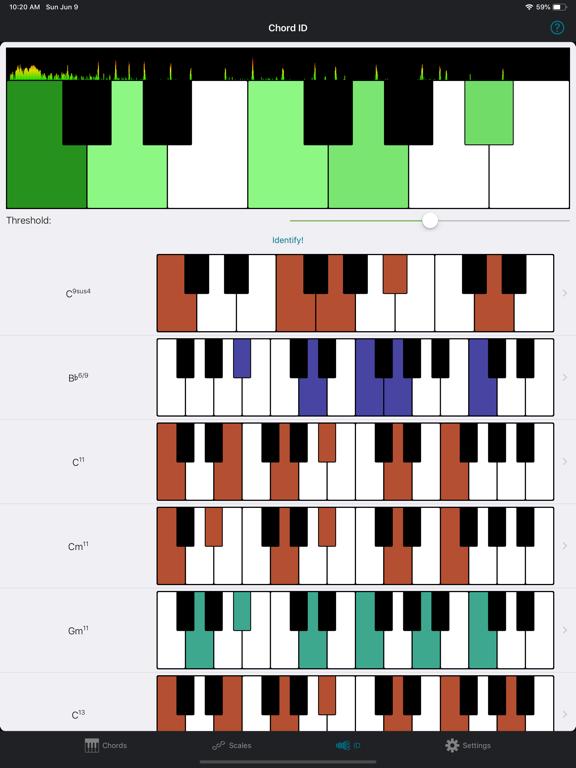 Tonality: Piano/Guitar Chordsのおすすめ画像8