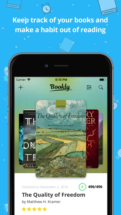 Bookly - Read More Screenshot
