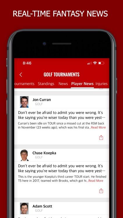 Yellfy Sports: Scores & News screenshot-4