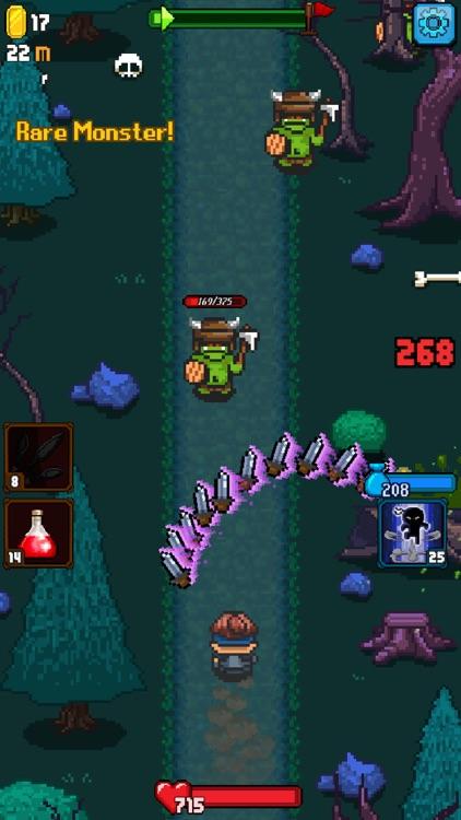 Dash Quest screenshot-4
