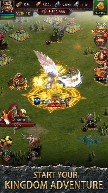 Clash of Kings - CoK screenshot-4