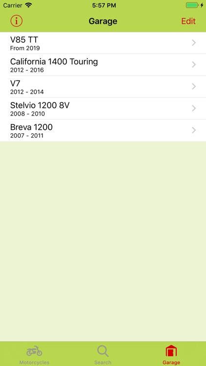 Guzzi-Tracker screenshot-4
