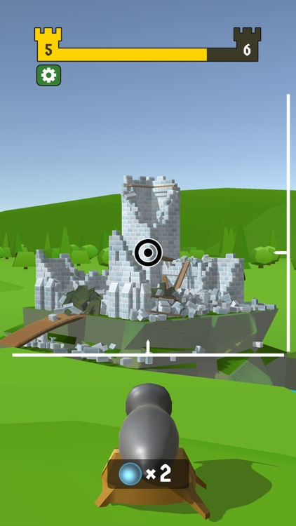 Castle Wreck screenshot-1
