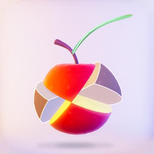 Fruit cubic
