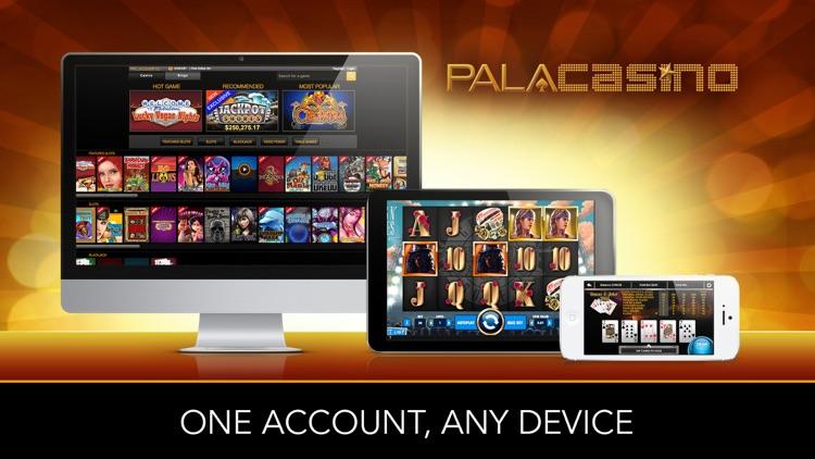 PalaCasino.com Online Casino screenshot-3