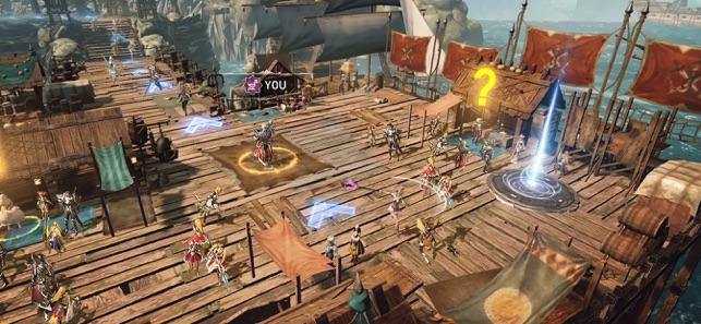 clan dungeon lineage 2 revolution