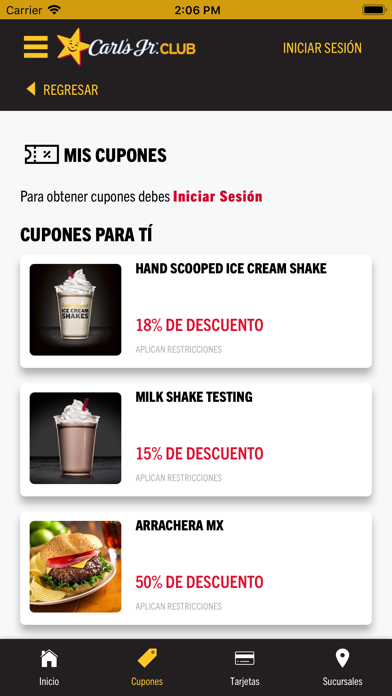 Download Carl's Jr. Club for Android