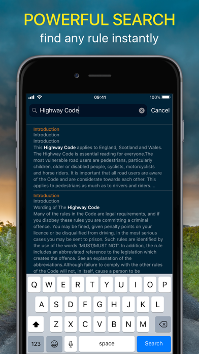The Highway Code 2020 UKScreenshot of 3