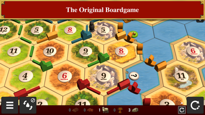 Catan Universe screenshot 2