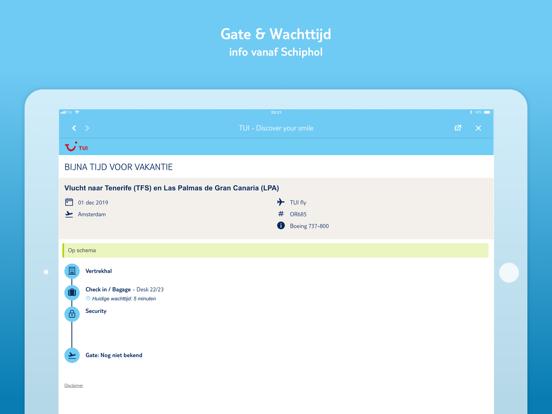 TUI Nederland je vakantie app iPad app afbeelding 3