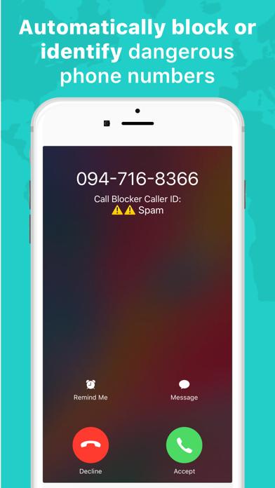 Call Blocker - Block & report unwanted calls screenshot