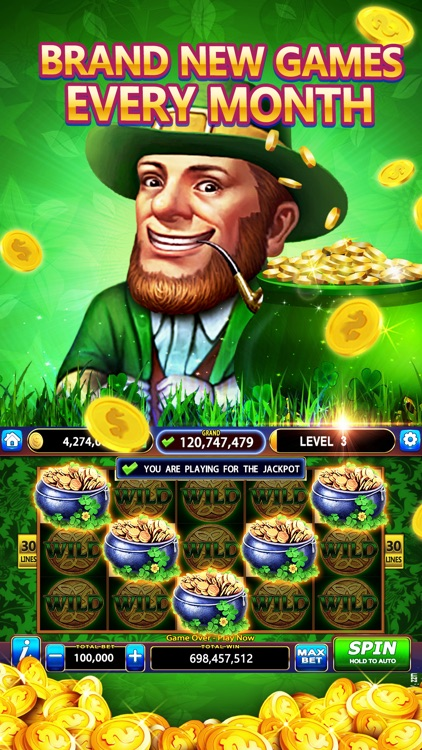 Vegas Casino Slots - Mega Win screenshot-2