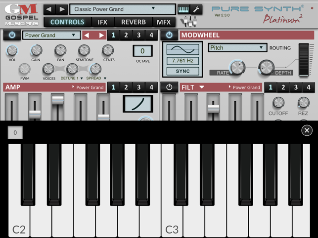 ‎Pure Synth® Platinum