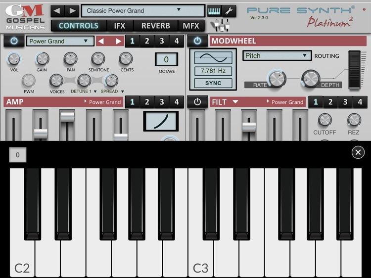 Pure Synth® Platinum screenshot-3