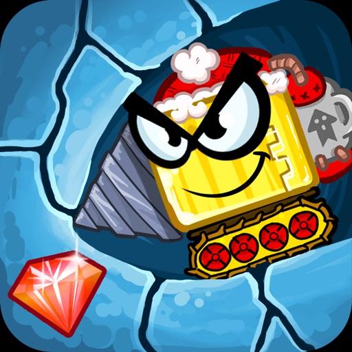 Digger 2: dig minerals