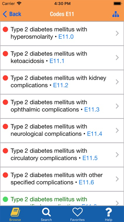ICD-10-CM 2020 Diagnosis Codes screenshot-3