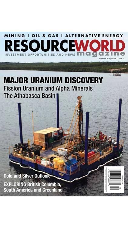 Resource World Magazine screenshot-5