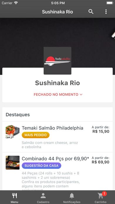Sushinaka Rio screenshot #1